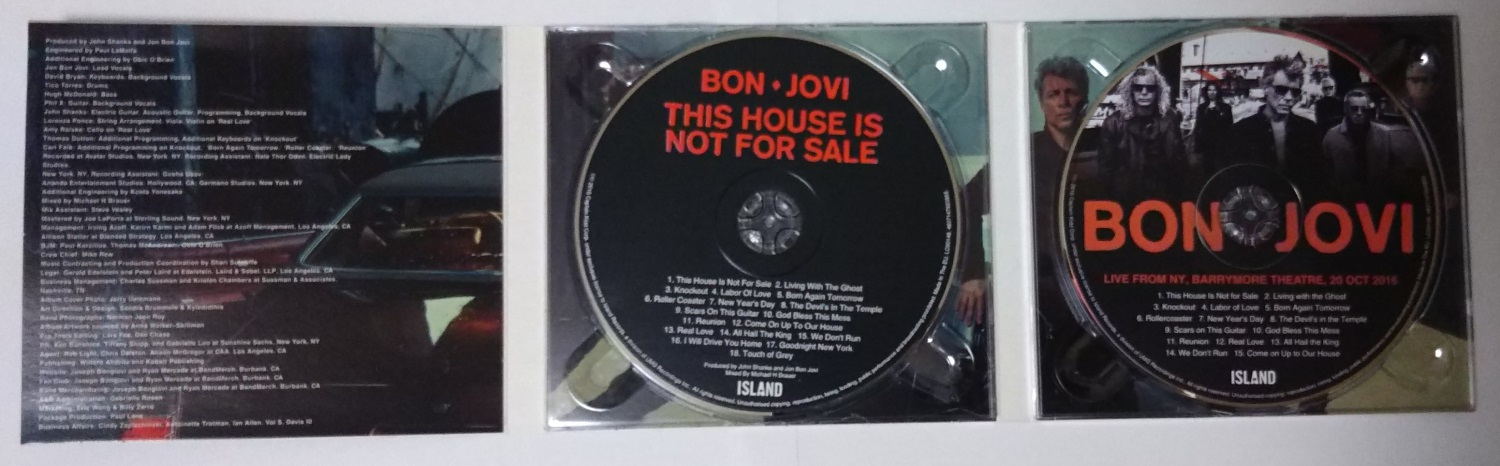 This House Is Not For Sale Redbank S Bon Jovi Collection Road